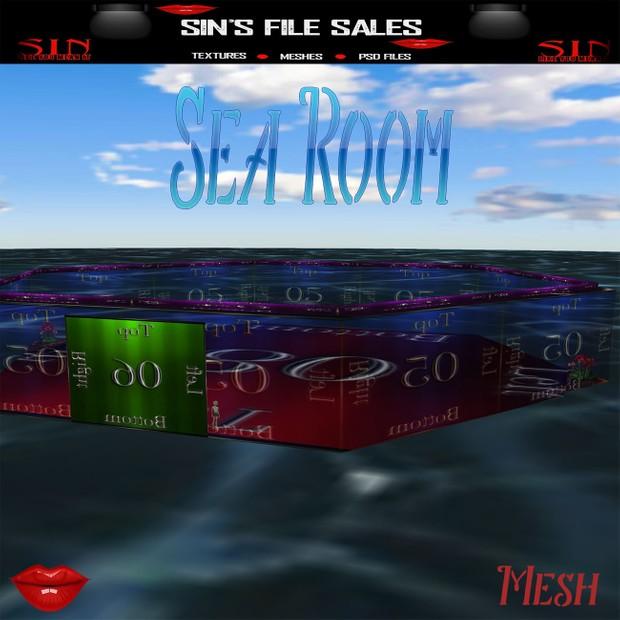 Sea Room *Mesh