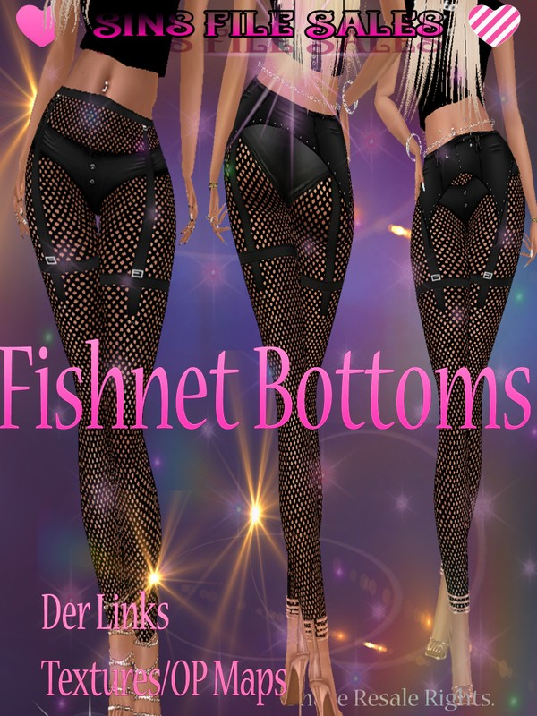 FishNet Bottoms