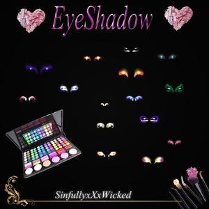 EyeShadow Texture Pack (19 files)