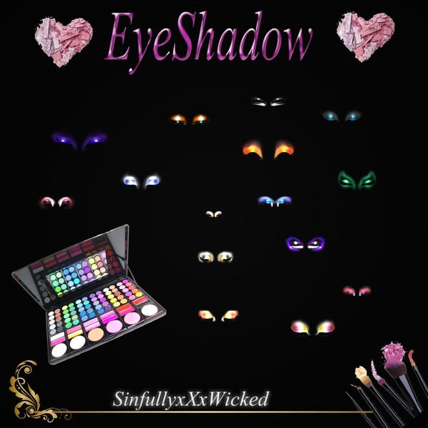 EyeShadow Texture Pack (19 files)