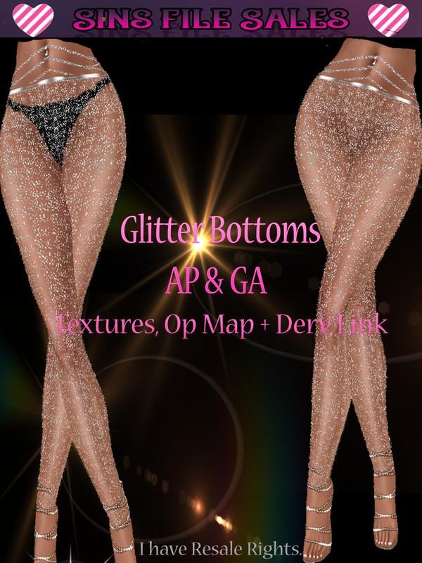 Glitter Pants GA & AP