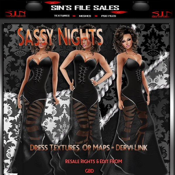 Sassy Nights Outfit