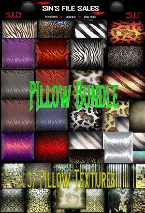 Pillow Texture Bundle * 37 Textures