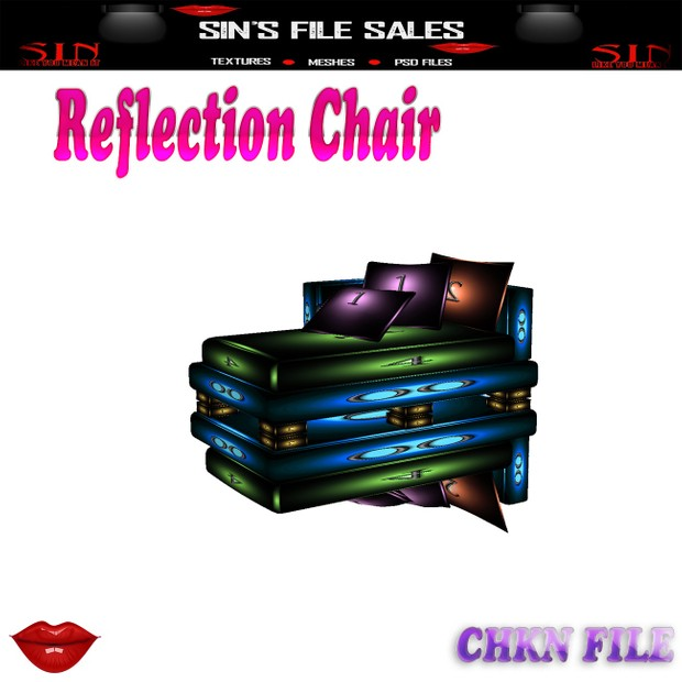 Reflection Chair *Mesh
