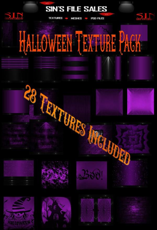 Halloween Textures #2