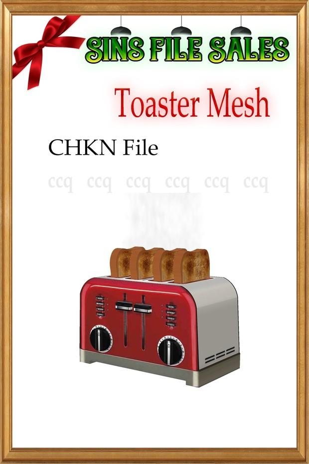 Toaster *Chkn
