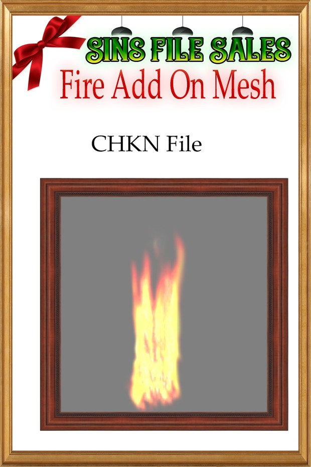 Fire Add On Mesh