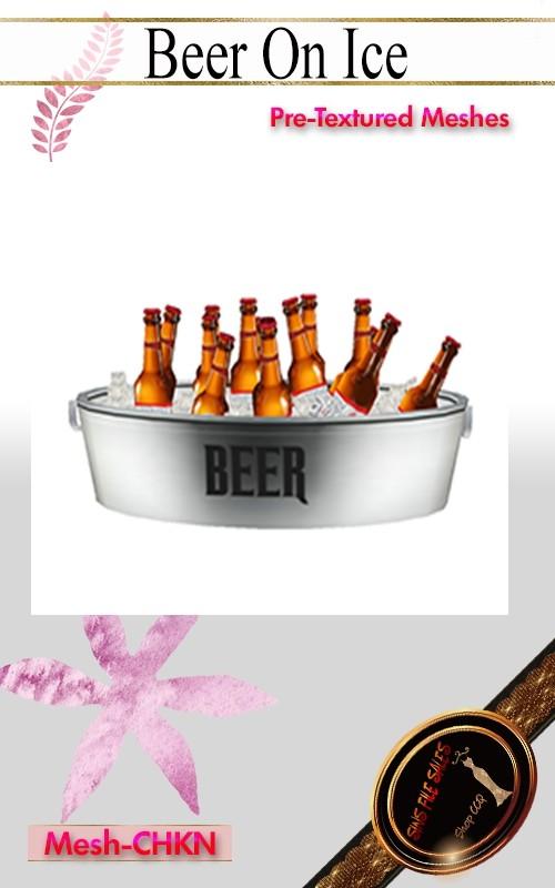 •Beer Cooler Mesh•