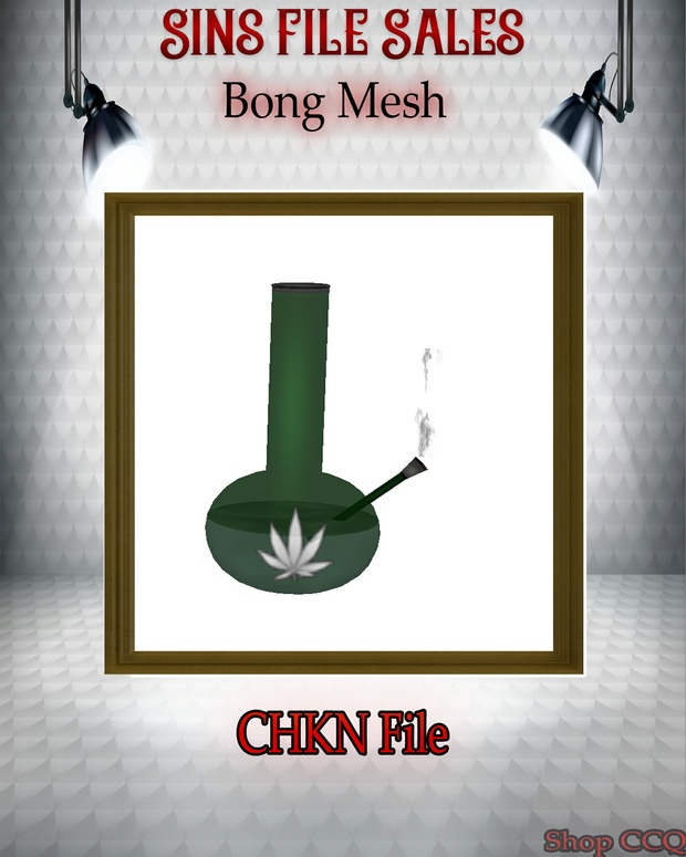 •Bong Mesh•