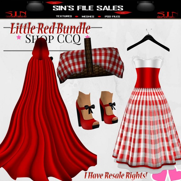 Little Red Bundle