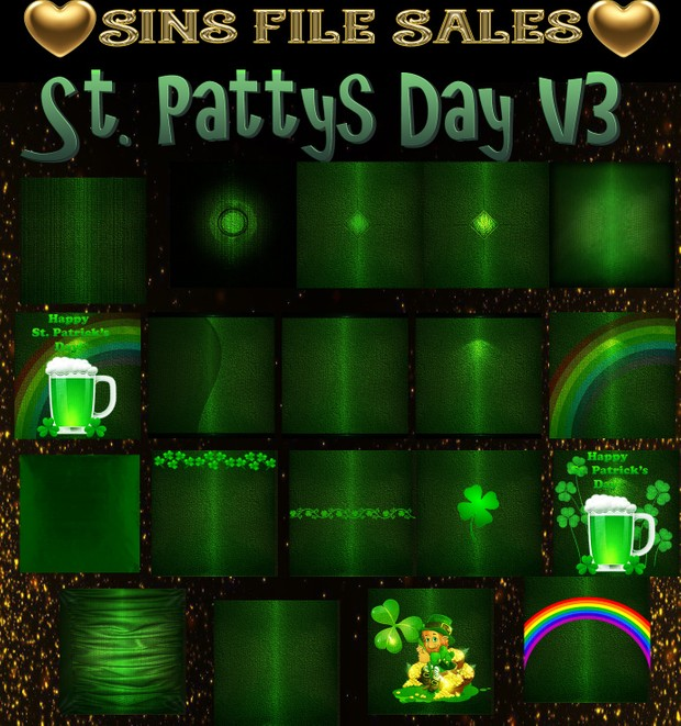 St Paddy's Day V2