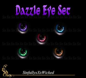 Dazzle Eye Pack