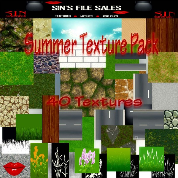 Summer Texture Bundle