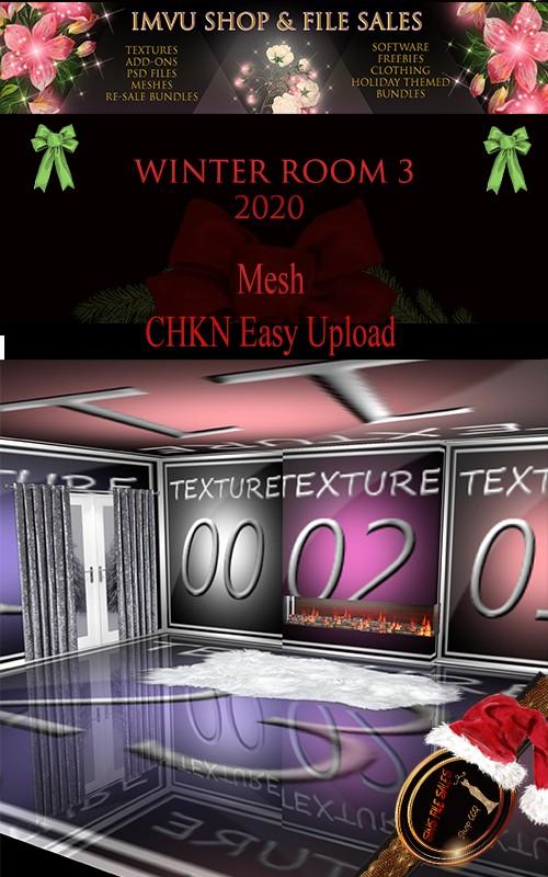 Winter Room Mesh 3