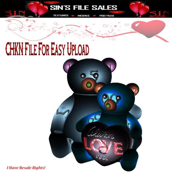 Love Bears V2 *CHKN