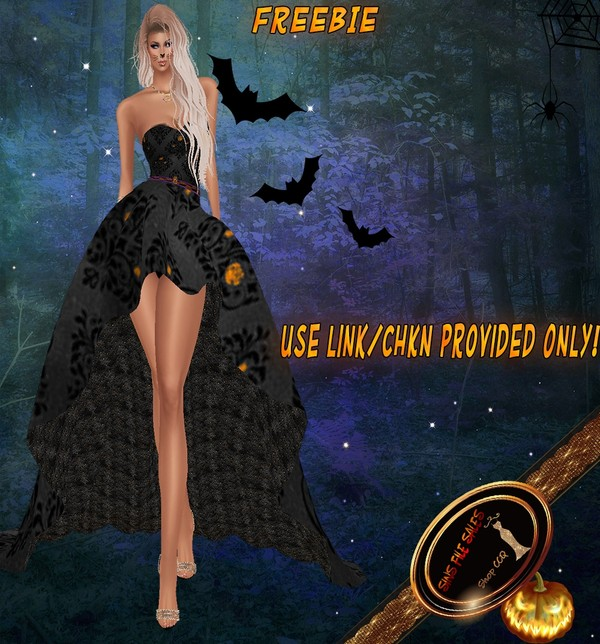 •Halloween Freebie•