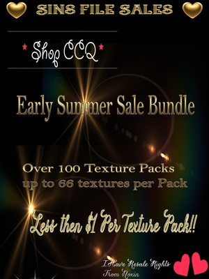 ♥Early Summer Sale♥