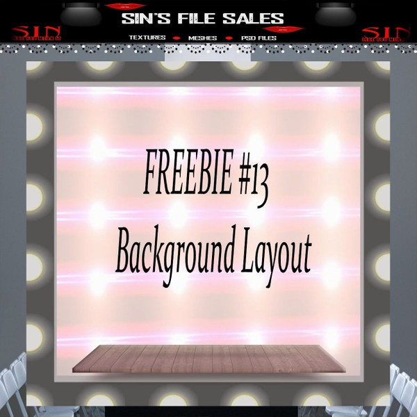 FREEBIE #13 Layout