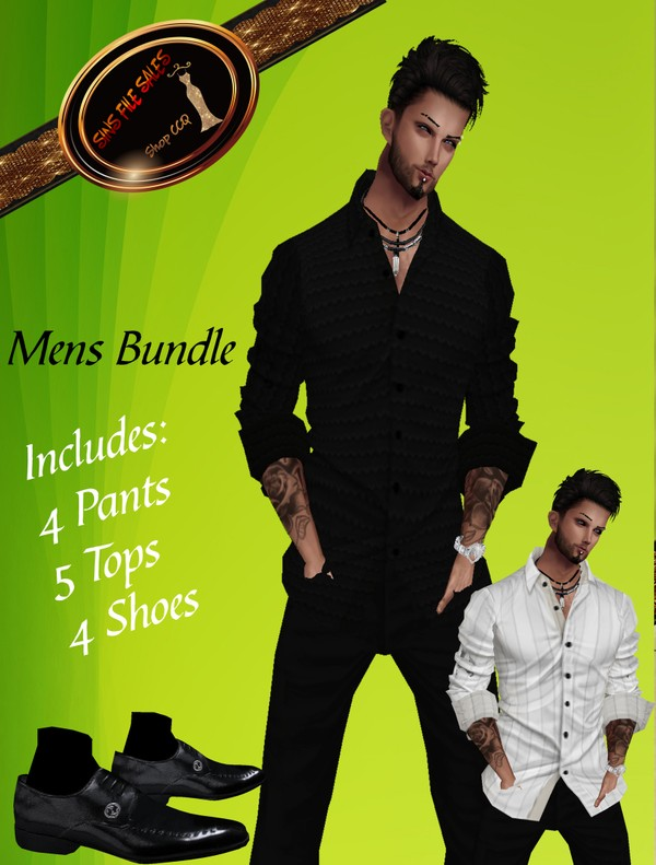 •Mens Formal Bundle•