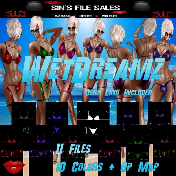 WetDreamz Suits