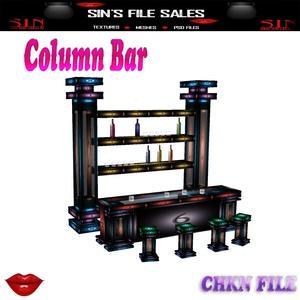 Column Bar* Mesh