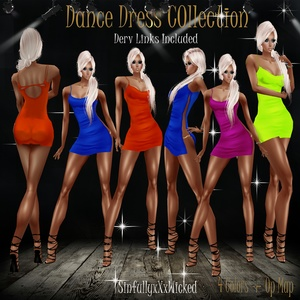 Dance Dress Collection
