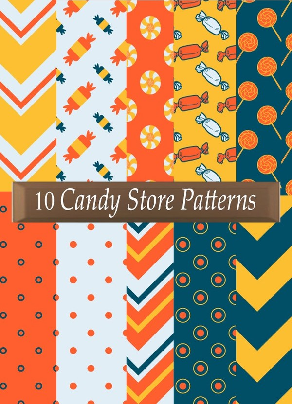 Candy Store Textures