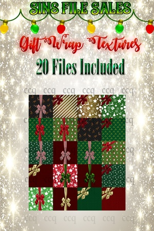 Gift Wrap Textures