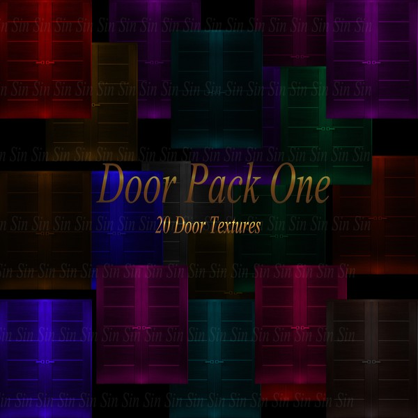 Door Pack One (20 Files)