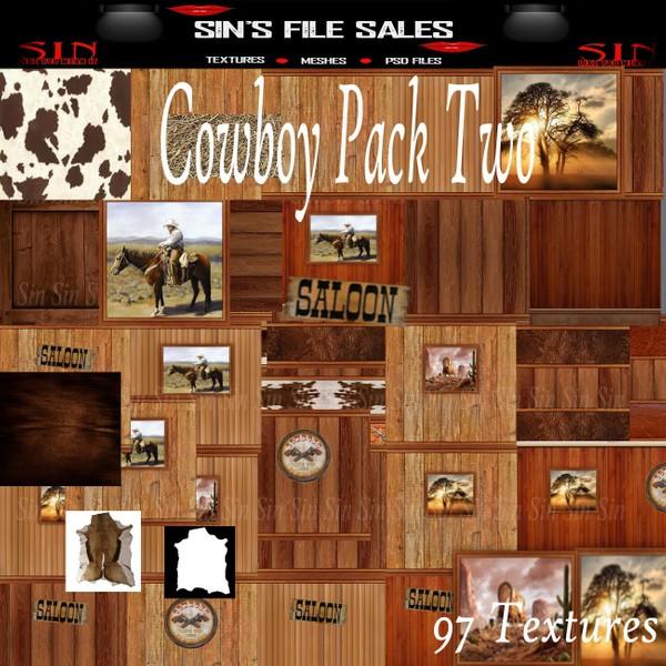 Cowboy Textures *97 Room Textures