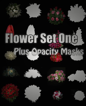Flower Set One