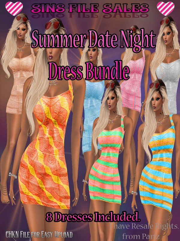 Summer Date Night Dress Bundle