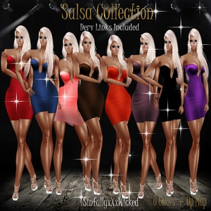 Salsa Dress Collection