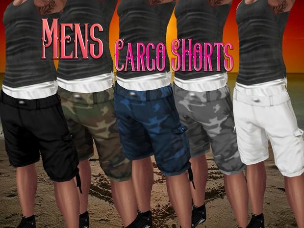 Mens Shorts* Dervi Link Included