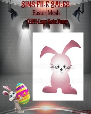 •Easter Bunny Mesh•