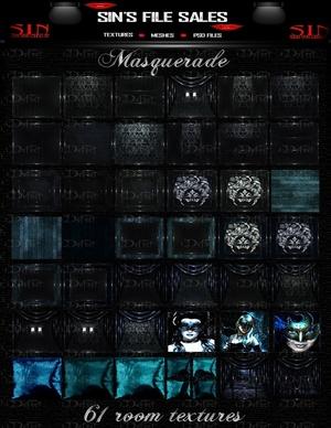 Masquerade Texture Pack
