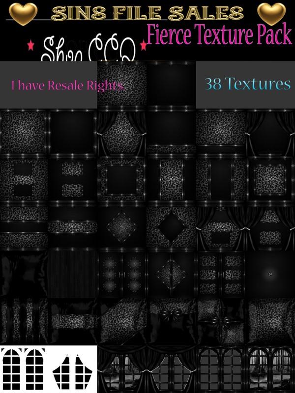 Fierce Texture Pack