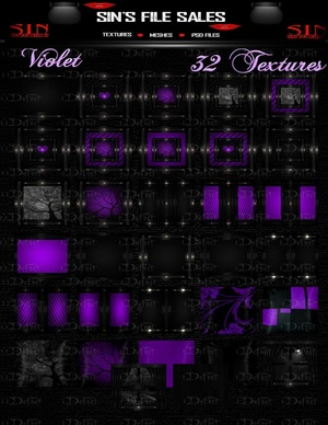 Violet Texture Pack