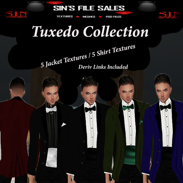 Tux Collection