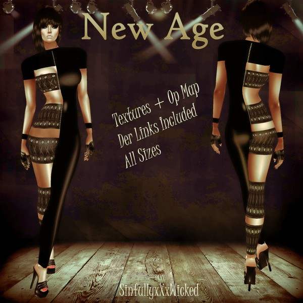 New Age Outfit