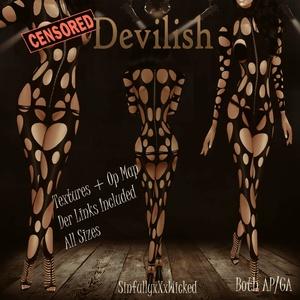 Devilish Outfit (GA/AP files)