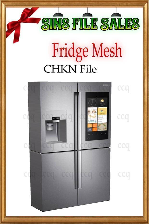Kitchen Fridge Mesh