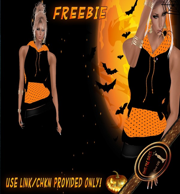 •Freebie•Halloween/Fall Full Outfit