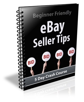 *Sale* E-Bay Seller Tips Comes with Master Resale Rights