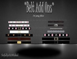 Belt Add On's