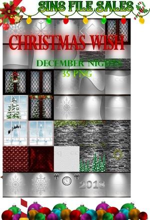 Christmas Wish-December Nights
