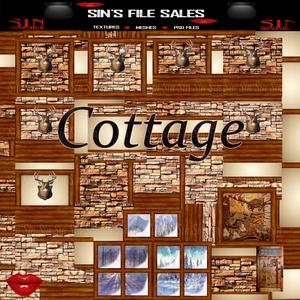 Cottage *50 Textures