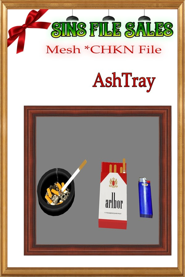 AshTray Mesh * CKHN