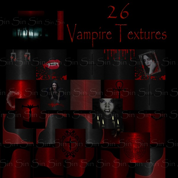 Vampire (IMVU Textures)