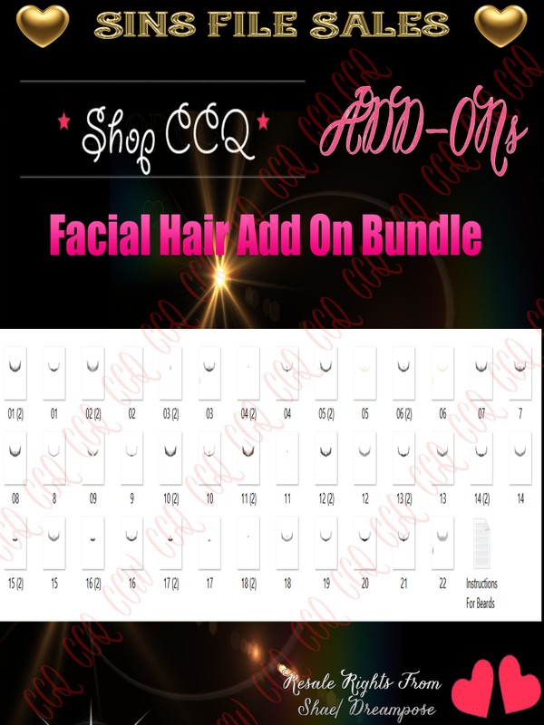 Facial Add-On Bundle